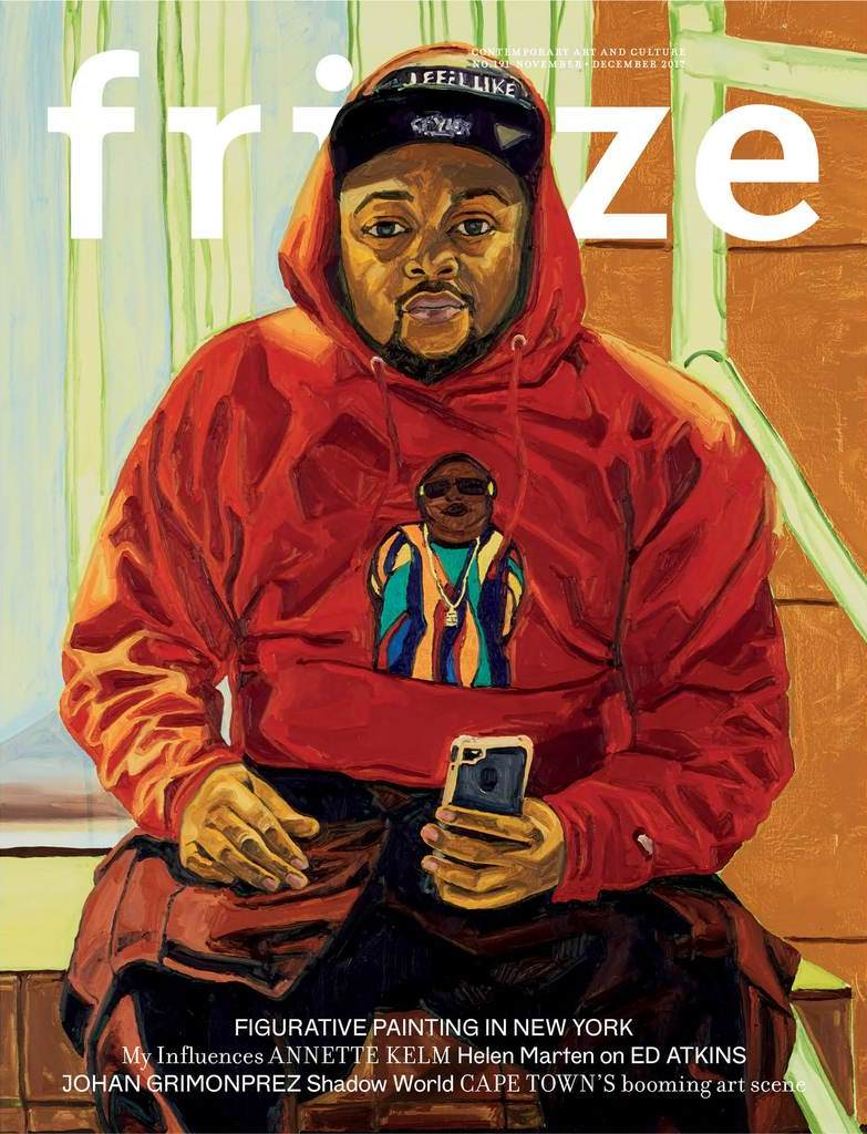 Frieze, Issue 191, November-December 2017